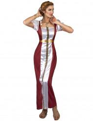 Middeleeuws koningin kostuum voor vrouwen