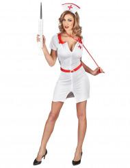 Sexy verpleegster outfit voor vrouwen