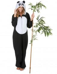 Panda outfit voor vrouwen