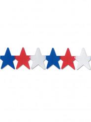 Rood wit blauw sterren slinger
