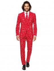 Mr. Iconic Opposuits™ kerstkostuum voor mannen