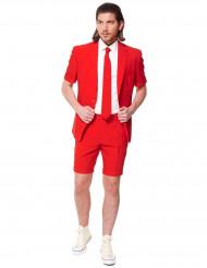 Mr. Red Opposuits™ zomerkostuum voor mannen