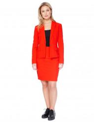 Mrs. Red Opposuits™ kostuum voor vrouwen