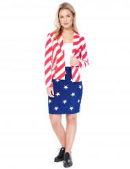 Mrs. America Opposuits™ kostuum voor vrouwen