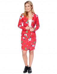 Mrs. Snowmiss Opposuits™ kostuum voor vrouwen