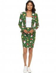 Mrs. Santaboss Opposuits™ kostuum voor vrouwen
