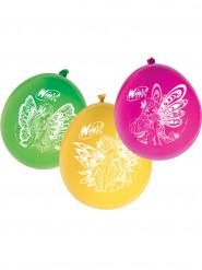 12 ballonnen Winx Butterflix™