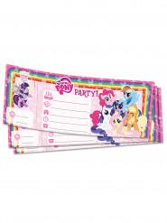20 uitnodigingen My Little Pony™