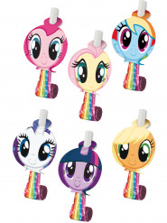 6 roltongen My Little Pony™