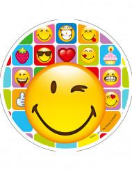 Smiley™ suikerschijf