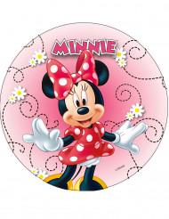 Eetbare Minnie™ taartversiering