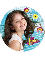 Eetbare Soy Luna™ taartdecoratie - Willekeurige model
