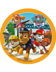 Eetbare Paw Patrol™ serie taartdecoratie