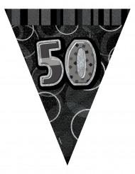 Grijze 50 jaar slinger