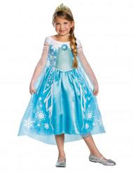 Luxe Frozen™ kostuum voor meisjes