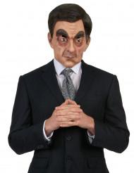 Humoristische Francois masker voor volwassenen