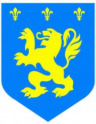 Middeleeuwse leeuw decoratie 30 cm