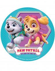 Paw Patrol™ suikerschijf