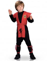 Stoere ninja kostuum voor jongens