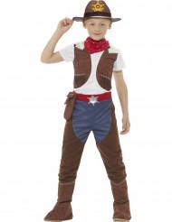 Texaanse cowboy kostuum voor jongens