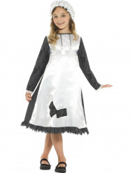 Kamermeisje kostuum voor meisjes