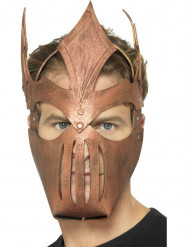 Gladiator strijder masker voor volwassenen