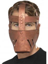 Bronskleurig Romeinse strijder masker voor volwassenen