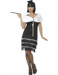 Jaren 20 charleston kostuum voor dames