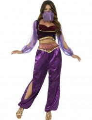 Arabische danseres kostuum voor dames