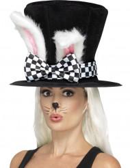 Grote hoed met konijn oren voor volwassenen