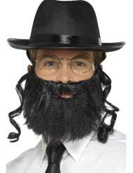 Rabbijn accessoire set voor volwassenen