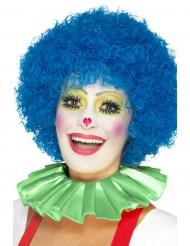 Groene clown kraag voor volwassenen