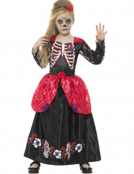 Dia de los Muertos prinses kostuum voor meisjes
