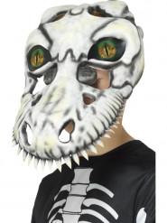 Holografisch oog skelet dinosaurus masker voor kinderen