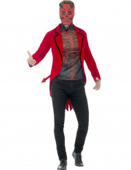 Duivelse gentleman kostuum voor heren