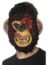 Zombie aap masker voor volwassenen