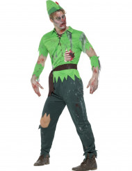 Zombie boswachter kostuum voor volwassenen