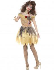 Zombie fee kostuum voor vrouwen
