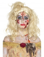 Zombie prinses schmink set voor vrouwen