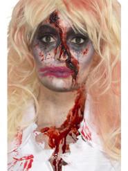 Zombie verpleegster schminkset voor volwassenen