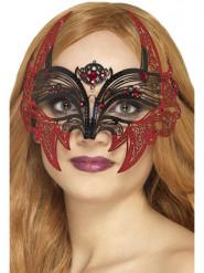 Vleermuis gemaskerd bal masker voor dames