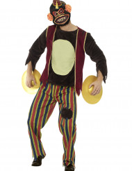Speelgoed aap kostuum voor volwassenen