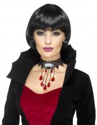 Gothic vampier halsband voor vrouwen