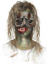 Latex zombie oog prothese voor volwassenen