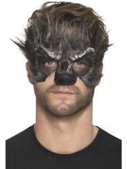 Latex weerwolf prothese voor volwassenen