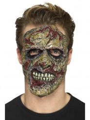 Zombie latex prothese voor volwassenen