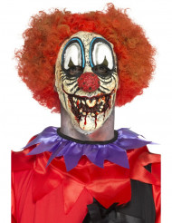 Sinistere clown prothese voor volwassenen
