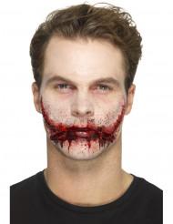 Latex gehechte mond prothese voor volwassenen