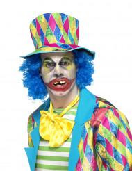 Neppe psychopathische clown tanden voor volwassenen