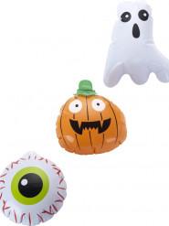 3 Halloween ballonnen